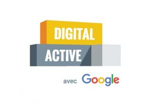 Logo certification numérique Google